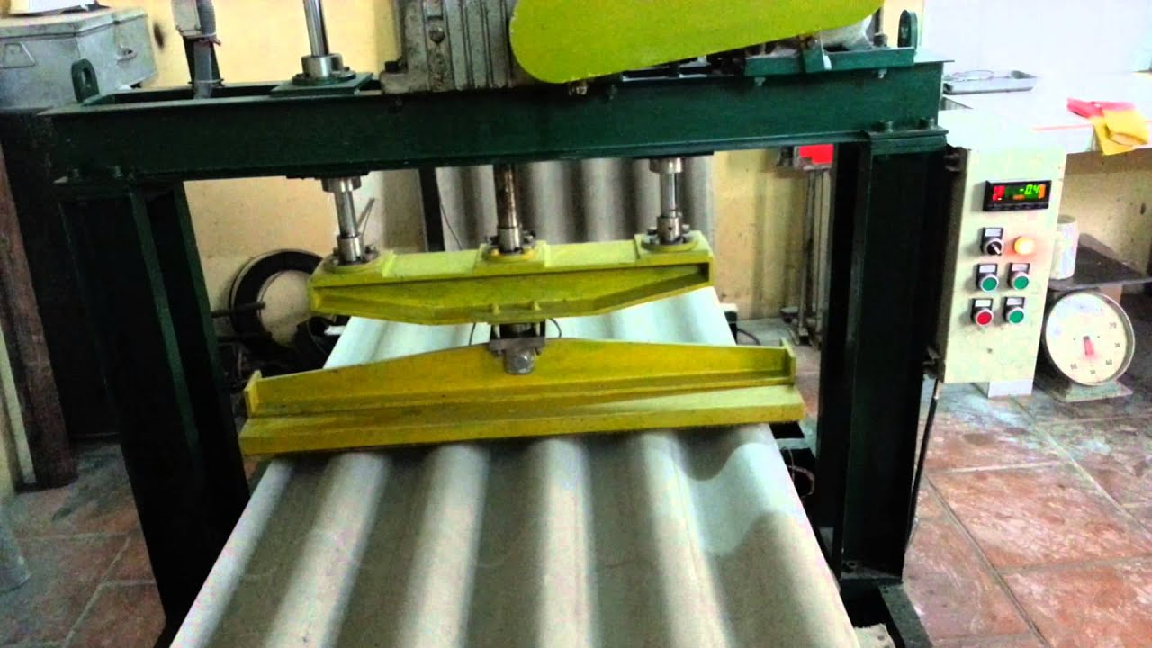 Bending Strength Testing For Non Asbestos Corrugated