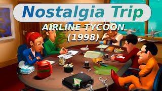 Airline Tycoon (1998) NOSTALGIA TRIP