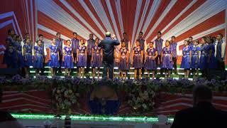 PSRP Kabupaten Jayapura - Langit dan Bumi Pujilah Tuhan