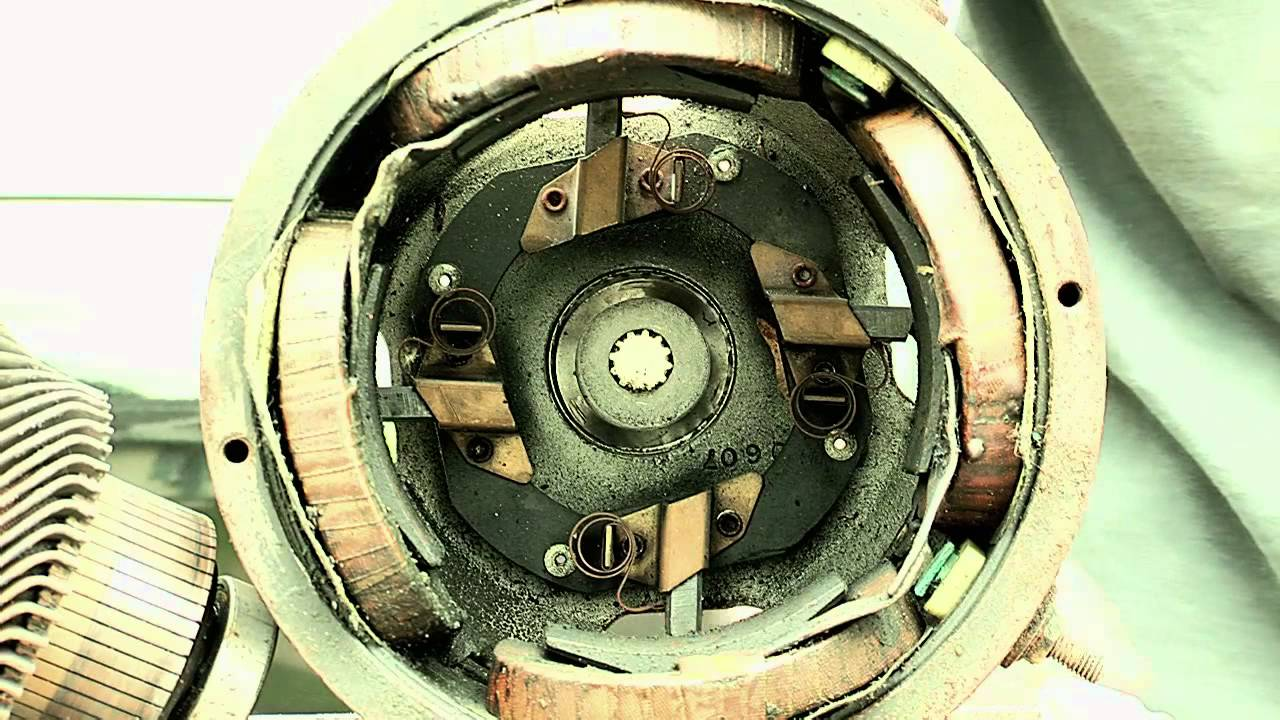 Diy Electric Car 04b Dc Motor Basics Part 2 Youtube