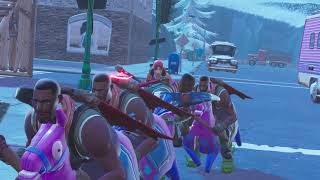 Sad story in FORTNITE. [*] This movie wil get 1mln views. (You'll cry :( )
