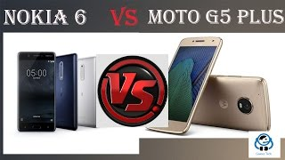moto g5 plus vs nokia 6 which one do you pick