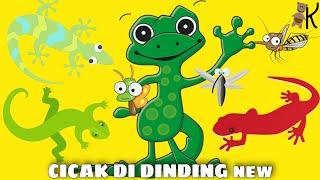 CICAK CICAK DI DINDING versi baru   Lagu Anak Populer   Lagu Anak Indonesia   Kancaku