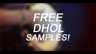 Dholak Tabla Tumbi Loops - Samples and Vocal Pack - Free Download