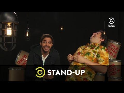Backstage Comedy con Grego Rossello y Gabriel Gómez - #StandupEnComedy Argentina