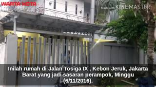 Mahasiswi Diikat dan Disekap 4 Perampok Berbadan Bau   WaKo Channel