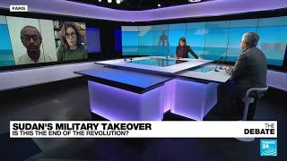 Sudan's military takeover: Is this the end of the revolution?