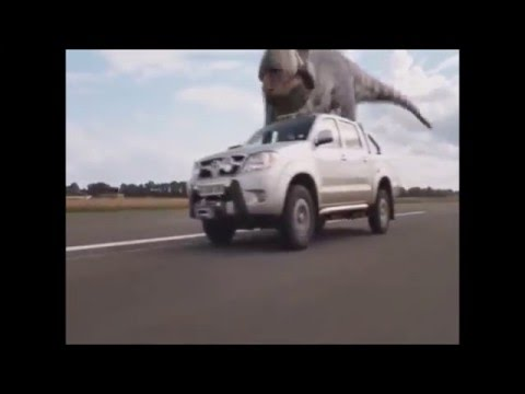 who is the king of dinosaur tribute