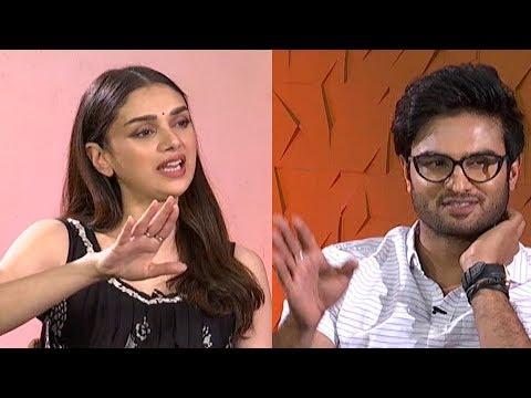 Sammohanam team funny interview || Sudheer Babu || Aditi Rao Hydari || Mohan Krishna Indraganti