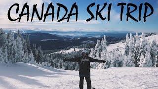 Ski Canada - Canada Ski Trip 2016