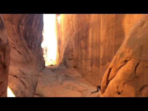 Arches National Park, Fiery Furnace (4)