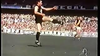 1969 VFL Grand Final Rare Colour Footage Richmond Vs Carlton  1