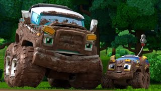 Rev & Roll | Tuff McTruck Trail - Lori's Talent | Episode 9 | Kids Cartoons | Wildbrain Cartoons