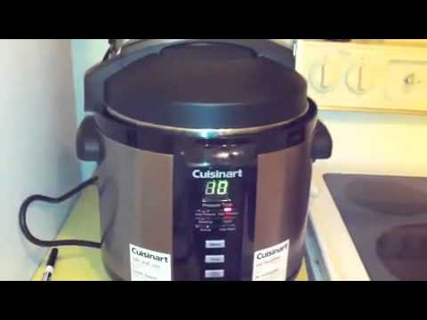 pressure cooking quick easy healthy and using food storage rh youtube com Nesco Pressure Cooker Manual Pressure Cooker Instruction Manuals