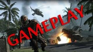 Crysis 2: Multiplayer Gameplay (17-4) (First Game)