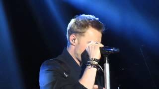 Easy now my dear - Ronan Keating (Oberhausen 16.02.2013)
