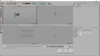 [C4D] 볼트와 너트 만들기