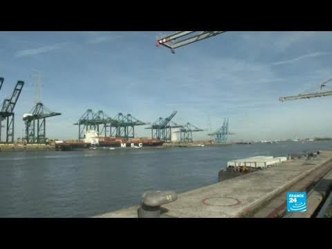 Port of Antwerp prepares for Brexit, hard or soft