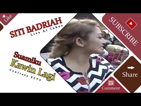 SITI BADRIAH [Suamiku Kawin Lagi] Live At Inbox (28-01-2015) Courtesy SCTV