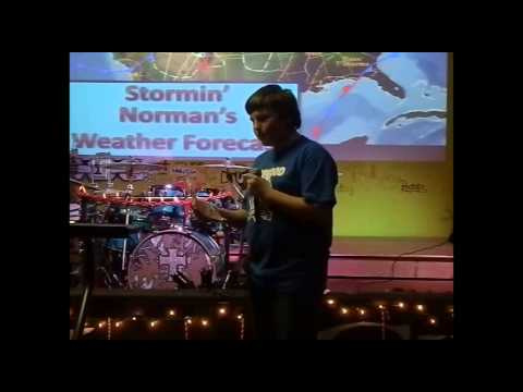 Stormin' Norman's Weather Forecast