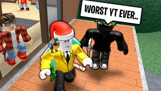 ROBLOX MURDER MYSTERY 2 ANT HATER