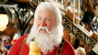 Top 10 Greatest Santa Characters in Movies