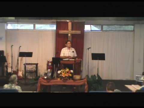 Pastor Ernie Cruz Sr. Message on WORRY
