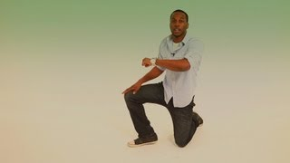 How to Do a Knee Spin | Hip-Hop Combos
