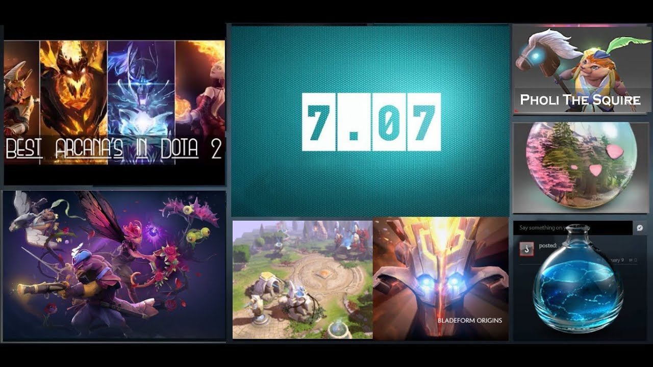 Full MOD Free ALL Terrain DUELING FATES All Weather Dota 2 707b Patch YouTube