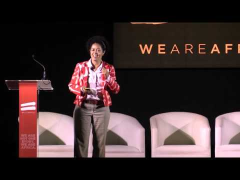 We Are Africa Conservation Lab 2015 - Dr. Paula Kahumbu