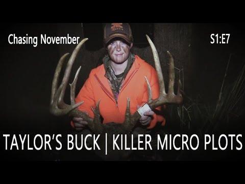 Chasing November S1E7: Killer Micro-Plot, Taylor's Buck