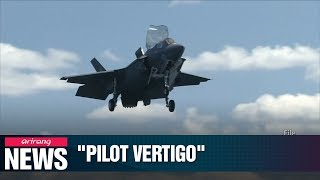 Pilot disorientation cited as main reason for Japan's F-35A jet crash