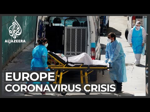 Spain Overtakes Italy In Virus Cases, Though Death Rate Slows