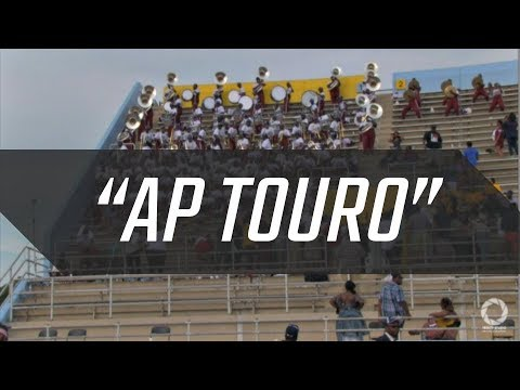AP Touro - Marching 101 | 2017 MEAC/SWAC Challenge