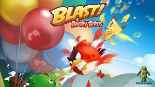 Angry Birds Blast (iOS / Android) Gameplay HD screenshot 3