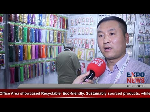 HONGHSIN Industry China | DWTC | PAPER WORLD MIDDLE EAST 2018