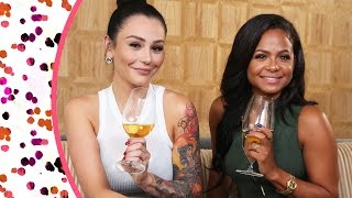 "Jenni ""JWOWW"" and Christina Milian Play Never Have I Ever!"