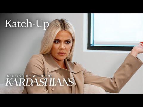 Khloé Confronts Kris About Her Lie: