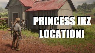 Missing Princess Mystery HIDDEN LOCATION and Braithwaite Manor Secret in Red Dead Redemption 2!