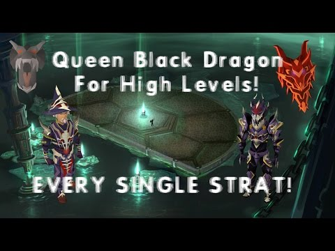 Runescape Detailed High level Queen Black Dragon (QBD) Guide! Legacy/EOC! | For Beginners!
