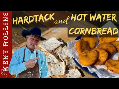 hardtack-and-hot-water-cornbread-|-survival-breads