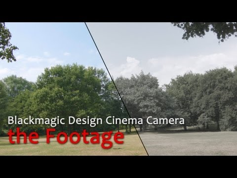 the Blackmagic Cinema Camera [REVIEW] - Day 2: The Footage