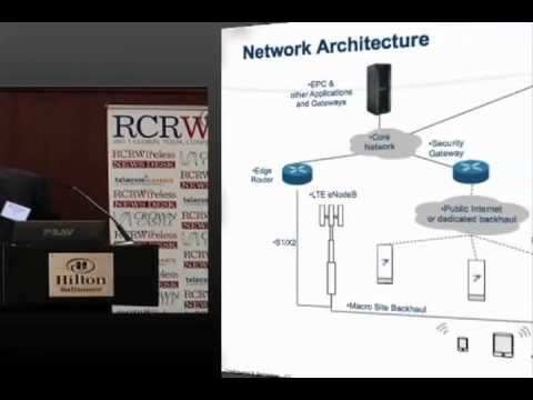 Baltimore 2011: Picocells Deliver Powerfully Smart Networks