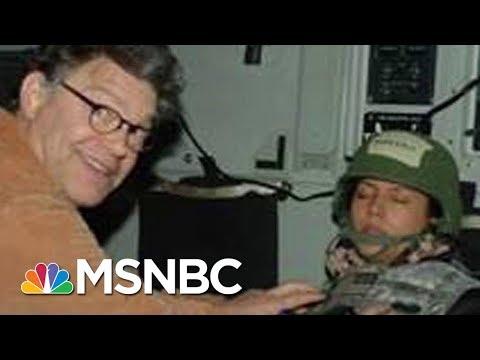 Senator Al Franken's Accuser Leeann Tweeden Discusses Feeling 'Overpowered' On Radio Show | MSNBC