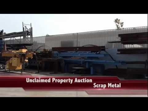 Public Auction California Auctioneer