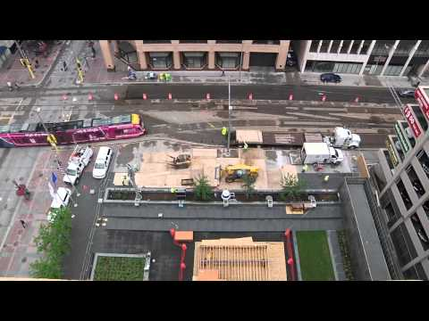Xcel Energy's Transformer Replacement Project in Downtown Minneapolis, MN