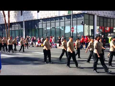 Veteran's Day Parade Las Vegas 2014