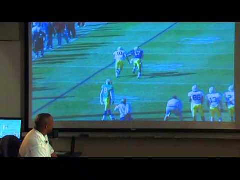 DB Play   Man Motor Coverage by Ron Cooper @LSU