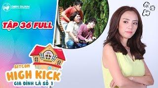 Gia đình là số 1 sitcom | tập 36 full: Tiến Luật, Phát La, Tuấn Kiệt hoảng sợ khi Thu Trang nổi điên