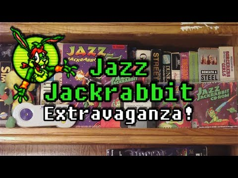LGR - Jazz Jackrabbit History and Review